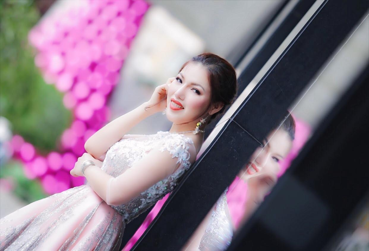 Thí sinh cuộc thi Hoa hậu Vietnamese- American 2017 sẽ lộng lẫy trong trang phục dạ hội và áo dài trong đêm chung kết
