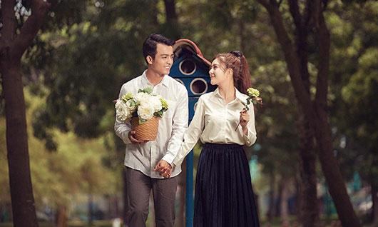 Nam thần Vĩnh San - diễn viên Lily: Cặp đôi mới của showbiz Việt...?