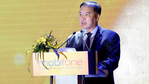 Điều chuyển Chủ tịch HĐTV Tổng công ty MobiFone Lê Nam Trà về Bộ TT&TT