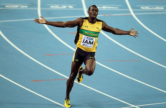 Usain Bolt kiếm tiền không chỉ nhờ chạy