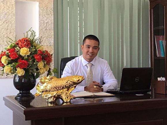 Doanh nhân Lê Sỹ Đại đã xây dựng thành công O'be Skin trở thành một thương hiệu quốc tế cho người Việt