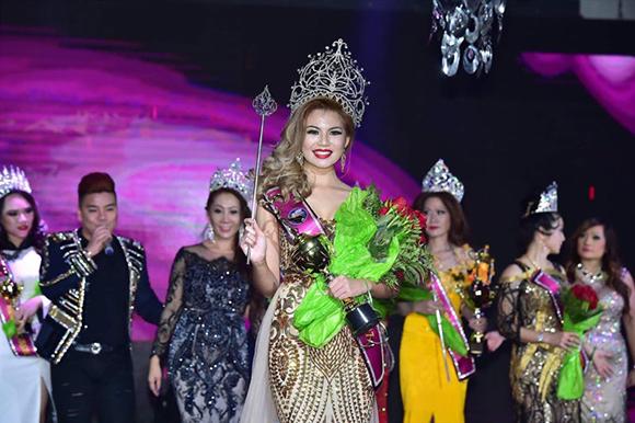 Miss Fantastic Model Pagent 2017 đêm tôn vinh nhan sắc Việt