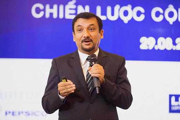 CÔNG THỨC BÍ MẬT XÂY VĂN HÓA DOANH NGHIỆP CỦA CEO SUNTORY PEPSICO