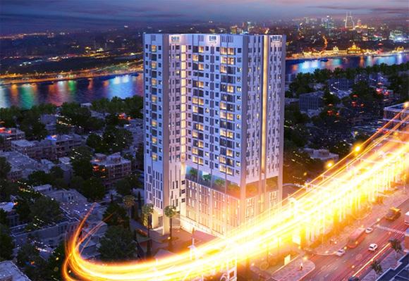 D-Vela cộng đồng cư dân văn minh, riêng tư và yên tĩnh trong lòng Nam Sài Gòn