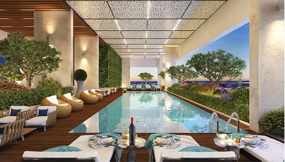 DRH Holdings mở bán đợt cuối 33 căn hộ đẹp nhất dự án D-Vela