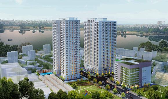 CBRE Việt Nam chính thức được bổ nhiệm là đơn vị quản lý vận hành độc quyền dự án Eco-Lake View