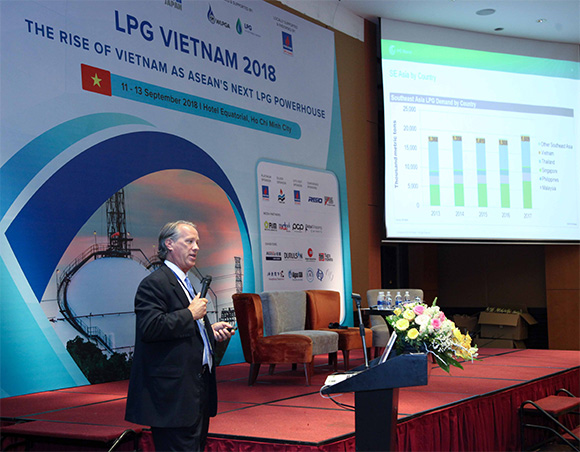 Diễn đàn LPG Asean - Cầu nối hữu ích giúp ngành công nghiệp LPG phát triển bền vững