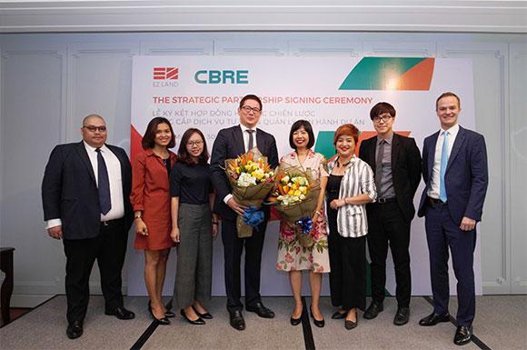 CBRE trở thành đơn vị quản lý vận hành dự án Hausneo