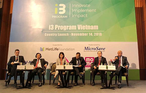 BIDV MetLife và Quỹ MetLife hợp tác Microsave ra mắt chương trình nâng cao sức khỏe tài chính cho người có thu nhấp thấp và trung bình