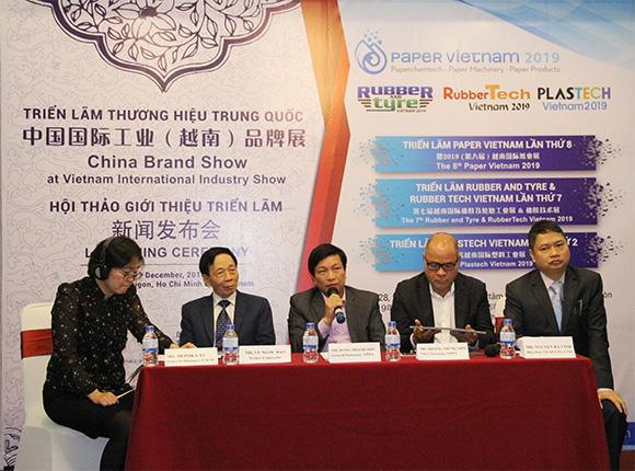 Triển lãm Paper Vietnam 2019 mang đến cơ hội hợp tác giao thương cho doanh nghiệp