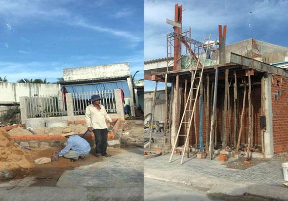Ồ ạt chiếm hành lang biển xây nhà trái phép tại Bà Rịa - Vũng Tàu!