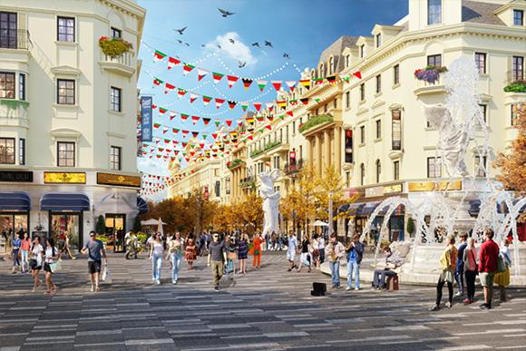 Shophouse Europe đón đầu tiềm năng của điểm nóng kinh tế du lịch Hạ Long