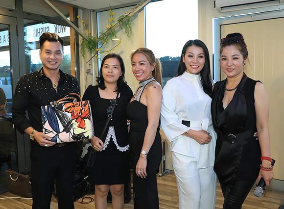 Danh hiệu giải Phụ Hoa hậu nhân ái đầu tiên đã thuộc về thí sinh Nguyễn Thị Thanh Thúy