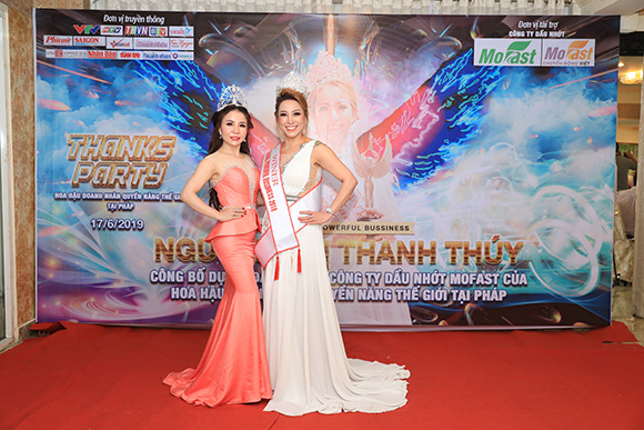 Bố hoa hậu doanh Nguyễn Thị Thanh Thúy nghẹn ngào tự hào về con gái