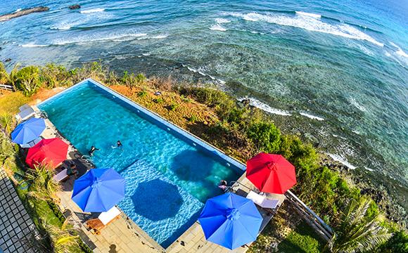 Khánh thành khu resort 4 sao đầu tiên ở đảo Lý Sơn
