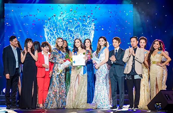 Vương miện 150 chục ngàn đô la Mỹ của Miss Ocean Việt Nam 2019  đã có chủ nhân.