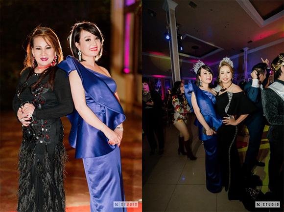 Sandy Nguyễn – hoa hậu tích cực đồng hành nhiều hoạt động tại hải ngoại