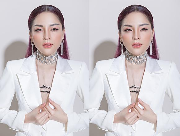 Ca sĩ Saka Trương Tuyền cá tính trong loạt ảnh mới