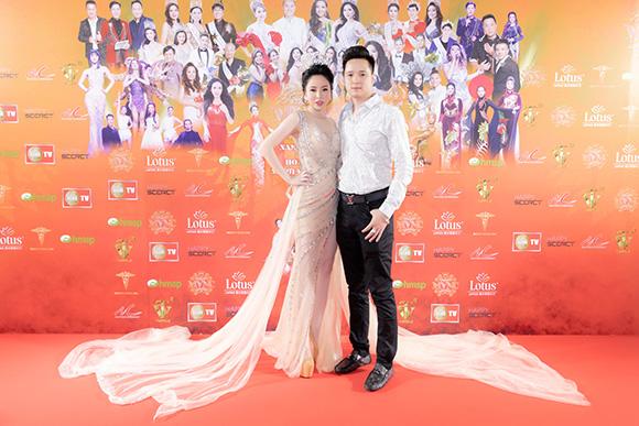Hoa hậu phụ nữ thế giới người Việt lần thứ 18 gọi tên người đẹp Trần Ngọc Trâm.