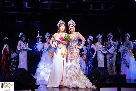 """Hoa hậu Lương Thu Hương, Trưởng BTC """"Miss and Mrs Viet International  phải đẹp và có trái tim nhân ái"""""""