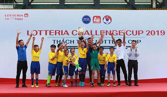 Thách thức Lotteria Cup 2019 vòng loại Cần Thơ: Chiến thắng gọi tên Nguyễn Trường FC