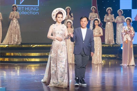 Nét đẹp người phụ nữ Việt được khắc họa trong BST Nữ Quyền của NTK Việt Hùng