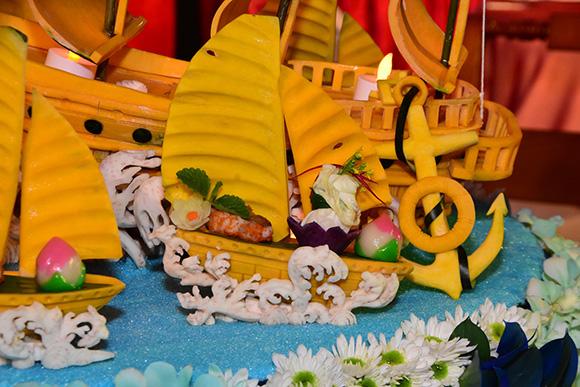 Khách sạn Rex Sài Gòn tham gia liên hoan bếp trưởng 5 sao lần thứ 14