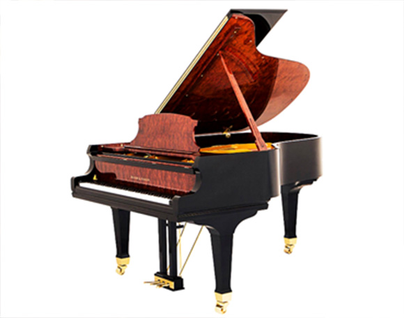 Mason & Hamlin giới thiệu dòng piano cao cấp Cambridge (Limited Edition) Macassar và Bubinga