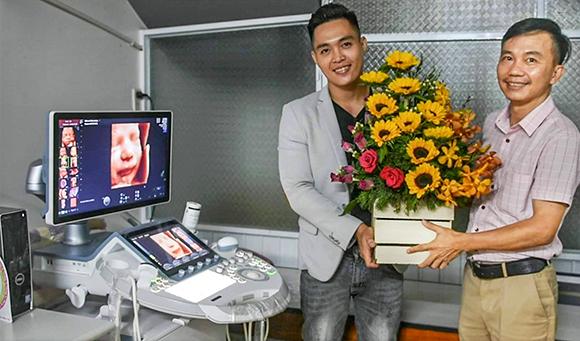 Minh Ngọc cung cấp dịch vụ siêu âm thai 5D mang lại hiệu quả  hình ảnh rõ nét