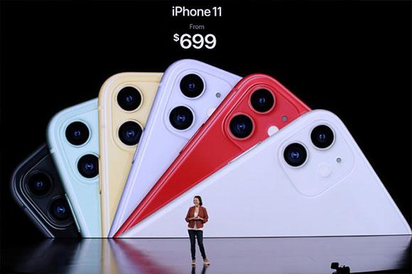 iPhone 12 lộ diện, giá khởi điểm từ 649 USD