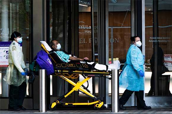 Số ca tử vong vì Covid-19 tại Mỹ có thể lên đến 3.000 ca mỗi ngày?