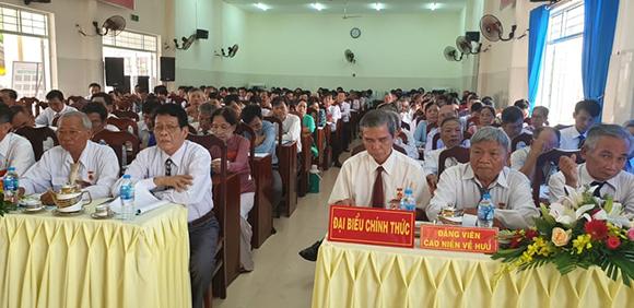 Các cấp ủy tiến tới Đại hội đại biểu toàn Quốc lần thứ XIII của Đảng