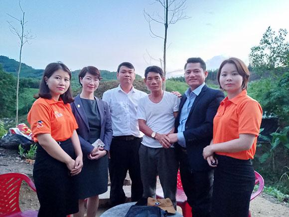 BRICS Việt Nam đã giúp hàng ngàn người dân tiếp cận với các loại hình bảo hiểm tại Việt Nam