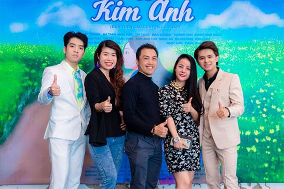 Bé Kim Anh, câu chuyện có thực giữa đời thường được dựng thành phim, chính thức ra mắt công chúng