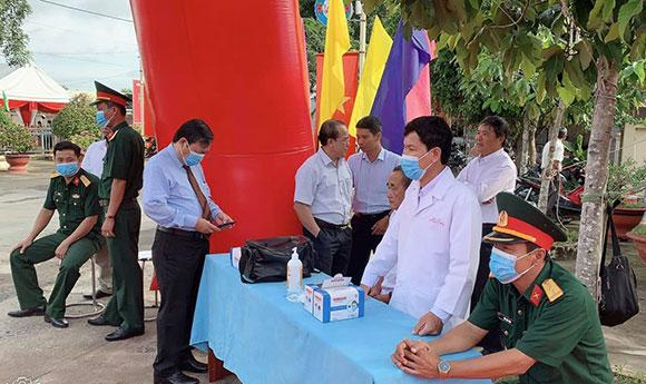Tiền Giang: Xã Tân Đông là địa phương đầu tiên đạt chuẩn nông thôn mới nâng cao