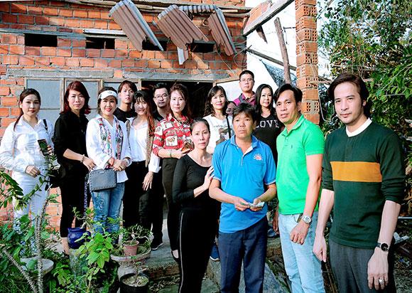 Doanh nhân Christine Thúy Hằng kêu gọi cộng đồng chung tay, đóng góp nhiều hơn để giúp dân nghèo