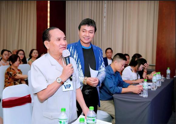 Chân dung thạc sĩ Nguyễn Hữu Nhơn Cố vấn Văn hóa Xã hội Trung tâm UNESCO