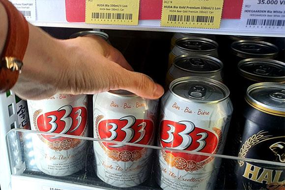 Cạnh tranh trên thị trường bia: Nỗ lực giữ vị trí và phát triển của thương hiệu nội
