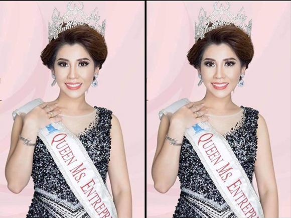 """Hoa hậu Nhàn Trần chính thức ngồi """"Ghế nóng"""" Ms Vietnam Beauty International Pageant lần thứ 12"""