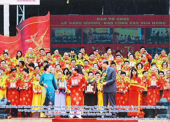 Thạc sĩ Nguyễn Hữu Nhơn góp ý có ý nghĩa như thế nào gửi đến Cơ quan BAN CÔNG TÁC PHÍA NAM - UBTW MTTQVN