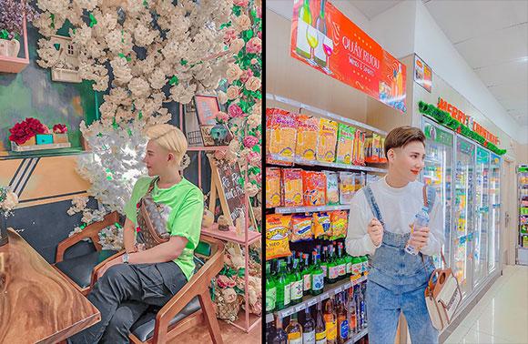 Trợ lý shop thời trang, mỹ phẩm Trang Nemo :Tôi sẽ gắn sức trẻ và tuổi thanh xuân của mình với công việc đã chọn