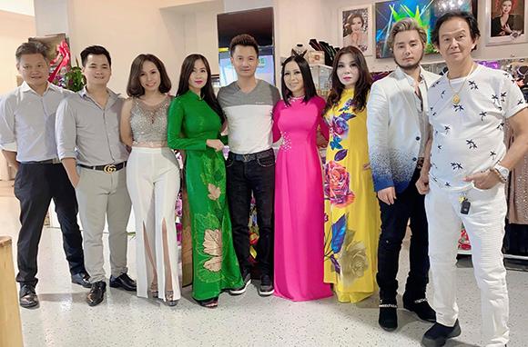 Dàn hoa hậu, nam vương tụ hội đến ASK Beauty Sức Khỏe và Sắc Đẹp của CEO Kristine Thảo Lâm.